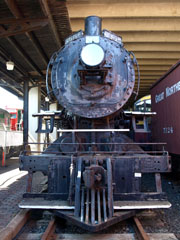 NP T #2435, Lake Superior Railroad Museum