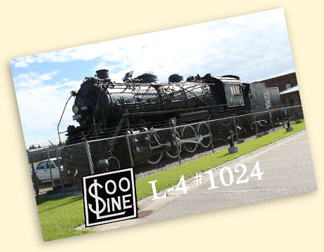 SOO L-4 #1024, Thief River Falls, MN