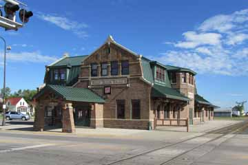Thief River Falls Depot