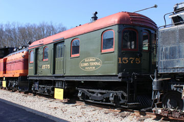 ITC B #1575, St. Louis Museum of Transportation