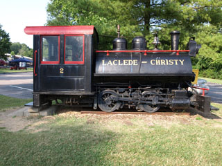 Laclede-Christy #2, St. Louis Museum of Transportation