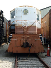 MSTL Alco RS-1 #546, St. Louis Museum of Transportation