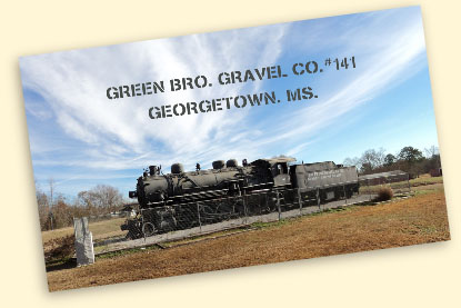 Green Brothers Gravel #141, Georgetown, MS