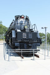 Union Pacific Big Boy #4023, Kenefick Park