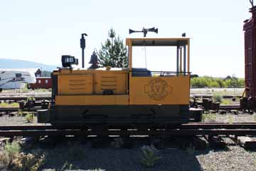 Sumpter Valley Railway Plymouth 10-Ton #110, McEwan