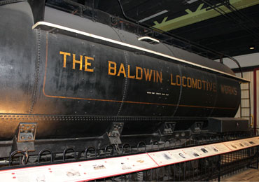 Baldwin #60000, Franklin Institute