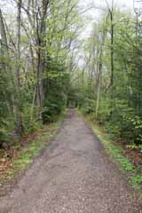 Lentz Trail - Home Stretch, Mauch Chunk Switchback