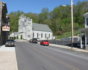 Immaculate Conception Church, Mauch Chunk