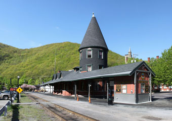 Mauch Chunk Station, Mauch Chunk