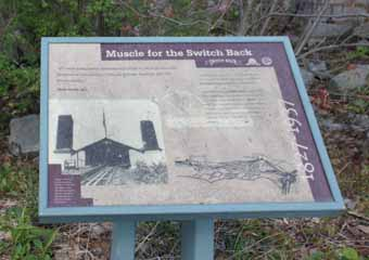 Mt Pisgah Engine House, Mauch Chunk Switchback