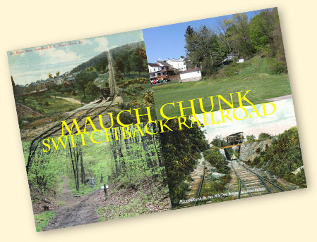 Mauch Chunk Switchback Railroad, Jim Thorpe, PA