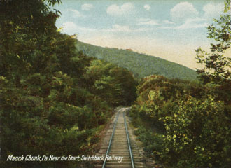 Mauch Chunk Switchback