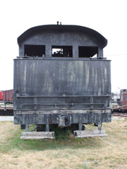 Brooklyn Eastern District Terminal #13, Railroad Museum of Pennsylvania