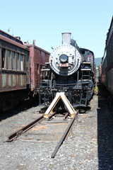 Norwood & St Lawrence #210, Steamtown