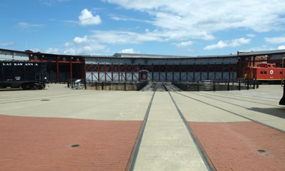 Roundhouse, Steamtown