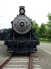Rahway Valley #15, Steamtown