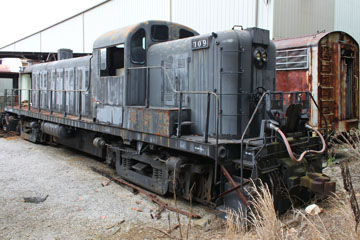 CG Alco RS-3 #109, Tennessee Valley Rail Road