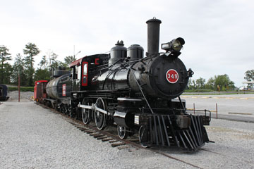 CG 1578 #349, Tennessee Valley Rail Road