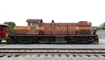 HS Alco RS-1 #913, Tennessee Valley Rail Road