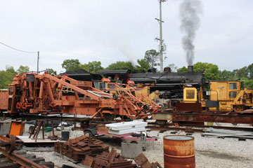MOW Equipment, Tennessee Valley Rail Road