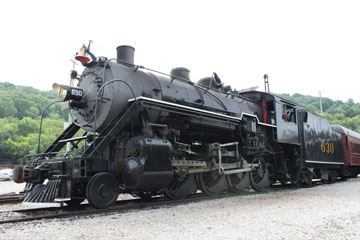 SOU K #630, Tennessee Valley Rail Road