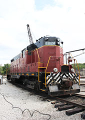 USA EMD GP7 #1824, Tennessee Valley Rail Road