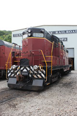 USA EMD GP7 #1829, Tennessee Valley Rail Road