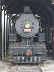 USA A #610, Tennessee Valley Rail Road