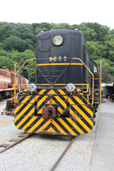 USA Alco RSD-1 #8669, Tennessee Valley Rail Road