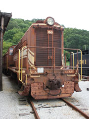 USN Baldwin VO-1000 #7467, Tennessee Valley Rail Road