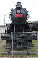 SLSF/Eagle-Picher #1625, Museum of the American Railroad