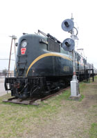 PRR GG1 #4903, Museum of the American Railroad