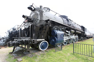 SLSF 4500 #4501, Museum of the American Railroad