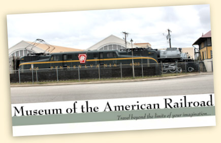Museum of the American Railroad, Dallas, TX