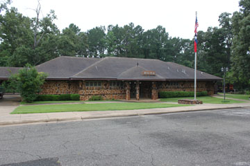 Rusk Depot, Texas State Railroad