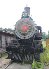 TP D-9 #316, Texas State Railroad