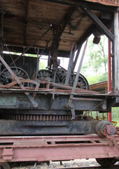Carter-Kelley Log Loader, Lufkin