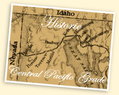Historic Central Pacific Grade, Lucin-Promontory, UT