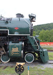 CO J-3a #614, Clifton Forge
