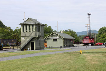 C&O Railway Heritage Center, Clifton Forge