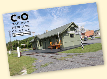 C&O Railway Heritage Center, Clifton Forge, VA