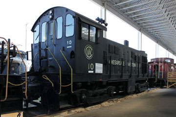 CHW T-6 #10, Virginia Museum of Transportation