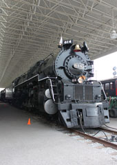 CO J-3a #614, Virginia Museum of Transportation