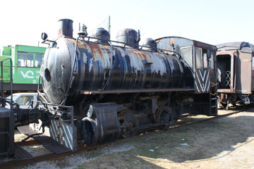Celanese Porter Locomotive #1, Virginia Museum of Transportation