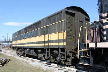 EMD Demonstrator B-Unit #103, Virginia Museum of Transportation