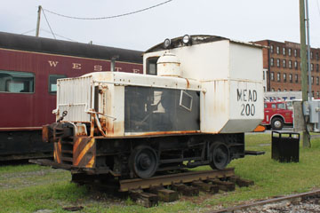 Mead Corporation #200, Virginia Museum of Transportation