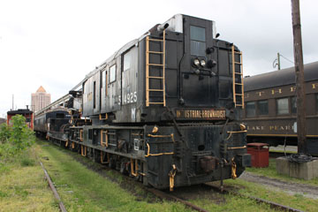 NS Derrick #514925, Virginia Museum of Transportation