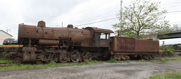 NW M2c #1151, Virginia Museum of Transportation