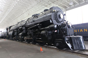 NW A #1218, Virginia Museum of Transportation