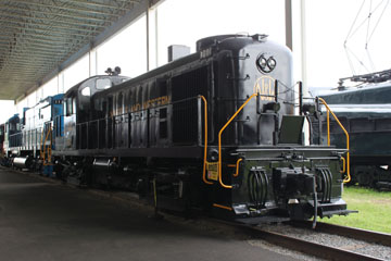 NW RS-3 #300, Virginia Museum of Transportation